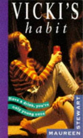 9780140370539: Vicki's Habit
