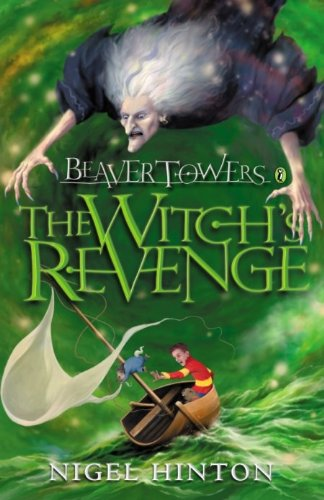 9780140370614: Beaver Towers: The Witch's Revenge
