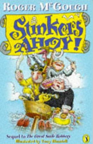 9780140371062: Stinkers Ahoy!