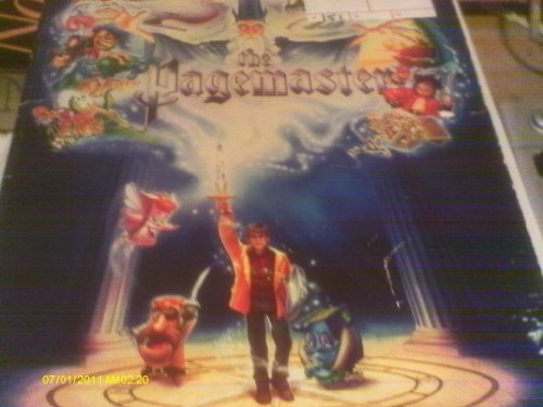 9780140371079: THE PAGEMASTER