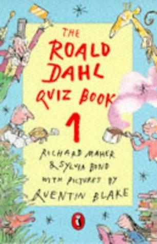 9780140371147: The Roald Dahl Quiz Book: No. 1 (Puffin jokes, games, puzzles)