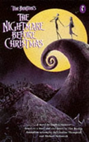 9780140371215: The Nightmare Before Christmas: Novel