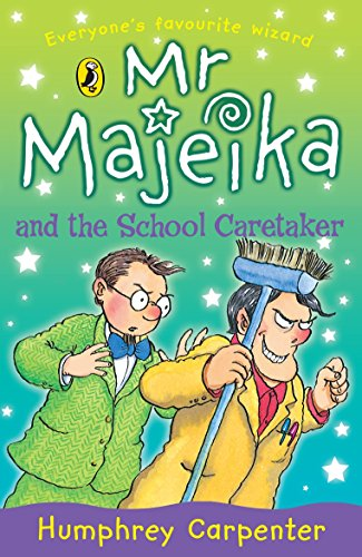 9780140371239: Confident Readers Mr Majeika And The School Caretaker