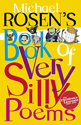 9780140371376: Michael Rosen's Book of Very Silly Poems (Puffin Poetry)