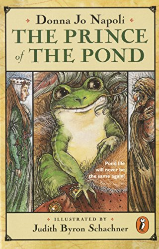 9780140371512: The Prince of the Pond: Otherwise Known as De Fawg Pin