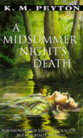 9780140372144: A Midsummer Night's Death (Puffin Teenage Fiction)