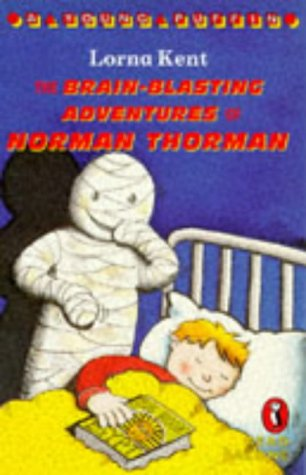 9780140372199: The Brain-blasting Adventures of Norman Thorman: