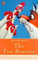 9780140372328: The Fox Busters (Puffin Modern Classics)