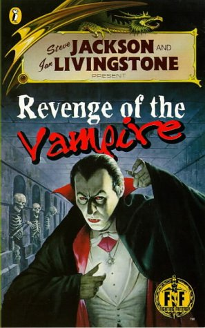 9780140372458: Revenge of the Vampire (Puffin Adventure Gamebooks)
