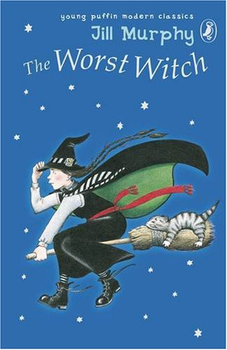 9780140372496: The Worst Witch (Young Puffin Modern Classics)