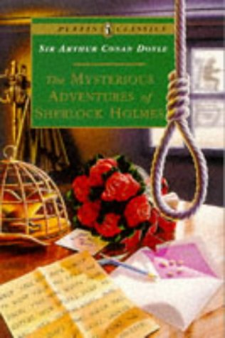 9780140372625: The Mysterious Adventures of Sherlock Holmes: