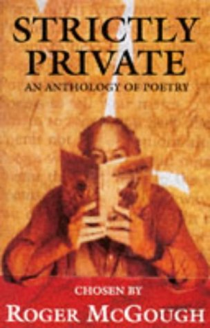 9780140372922: Strictly Private: Anthology of Poetry (Puffin Teenage Poetry)