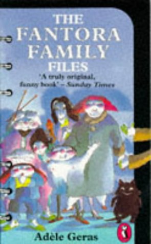 9780140373707: The Fantora Family Files