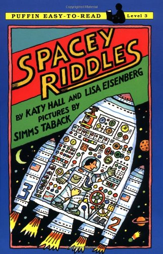 9780140373851: Spacey Riddles: Level 3 (Easy-to-Read, Puffin)