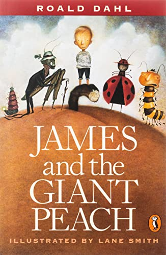 9780140374247: James and the Giant Peach