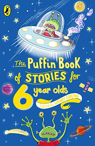 9780140374599: The Puffin Book of Stories for Six-year-olds