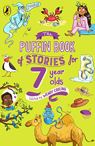 9780140374605: The Puffin Book of Stories for Seven-year-olds (Young Puffin Read Aloud)