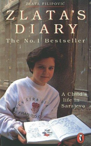9780140374636: Zlata's Diary: A Child's Life in Sarajevo (Puffin Non-fiction)