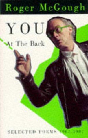 9780140375053: You at the Back: Selected Poems, 1967-87 (Puffin Teenage Books)