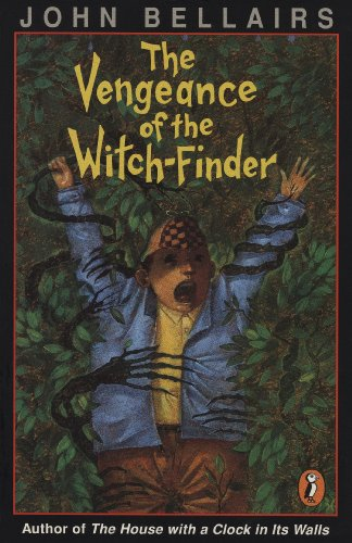 The Vengeance of the Witch-Finder.: John Bellairs and