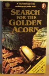 9780140375176: Search for the Golden Acorn (Puffin jokes, games, puzzles)