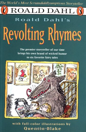 Roald Dahl's Revolting Rhymes (0140375333) by Roald Dahl