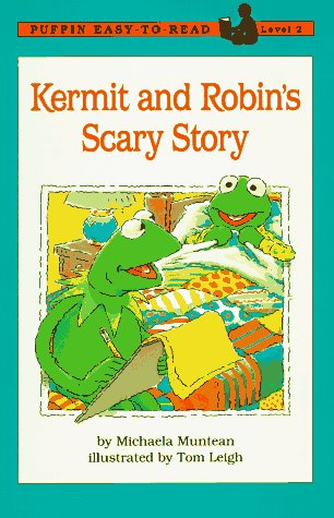 9780140375558: Kermit and Robin's Scary Story: Level 2 (Easy-to-Read, Puffin)