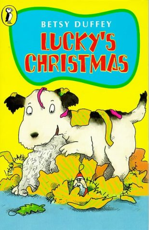 9780140375992: Lucky's Christmas (Young Puffin Confident Readers)