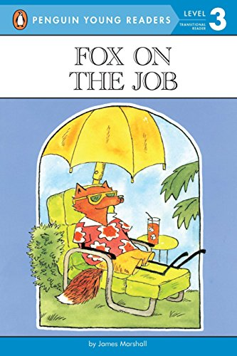 9780140376029: Fox On the Job (Penguin Young Readers. Level 3)