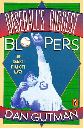9780140376159: Baseball's Biggest Bloopers: The Games that Got Away