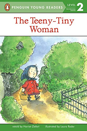 9780140376258: The Teeny-Tiny Woman (Puffin easy-to-read classic)