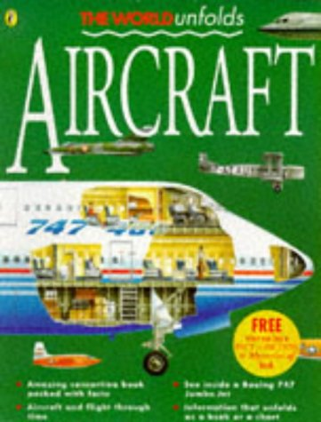 9780140376487: Aircraft (World Unfolds)