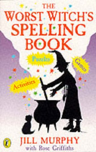 9780140376722: Worst Witch's Spelling Book (Young Puffin Jokes & Games)