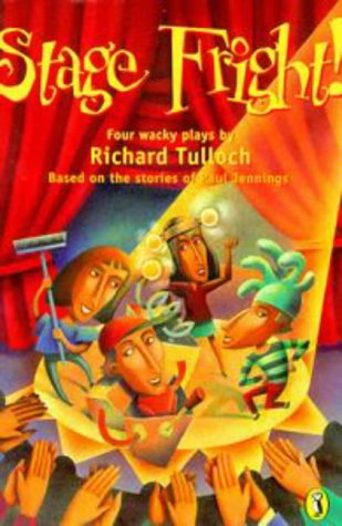 9780140376913: Stage Fright!: Plays Based on the Stories of Paul Jennings