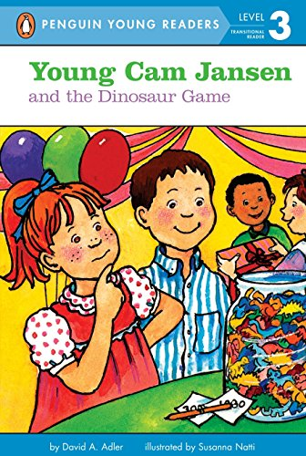 9780140377798: Young Cam Jansen and the Dinosaur Game