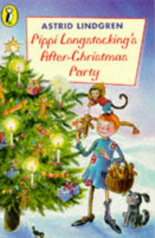 9780140378023: Pippi Longstockings After Christmas Party (Young Puffin story books)