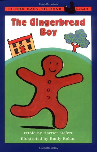 9780140378184: The Gingerbread Boy: Level 2 (Easy-to-Read, Puffin)