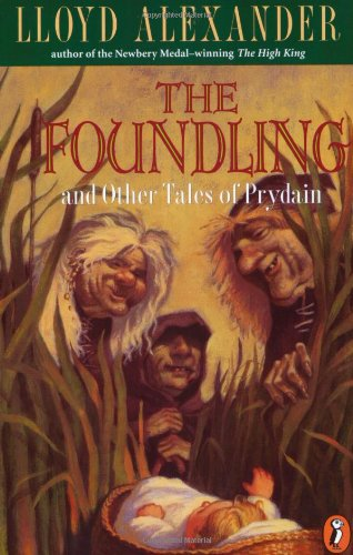 9780140378252: The Foundling: and Other Tales of Prydain