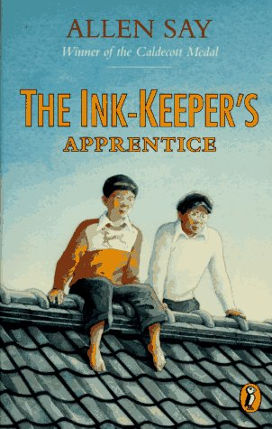 9780140378269: The Ink-Keeper's Apprentice
