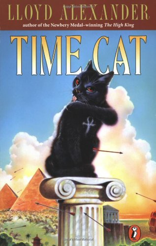 9780140378276: Time Cat: The Remarkable Journeys of Jason and Gareth