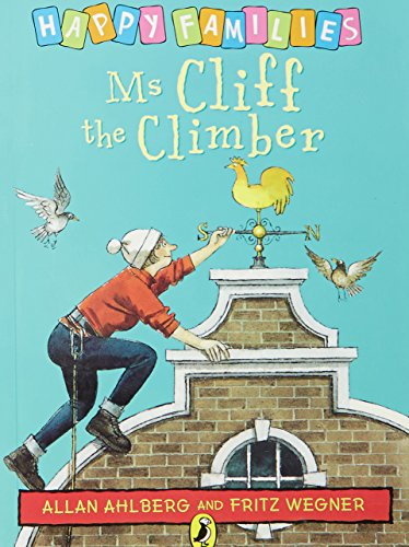 9780140378795: Happy Families Ms Cliff The Climber