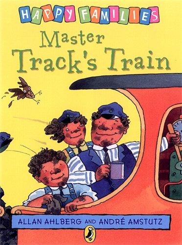 9780140378818: Master Track's Train (Happy Families)