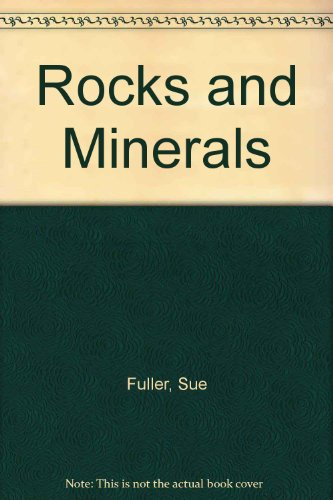 9780140379051: Rocks and Minerals