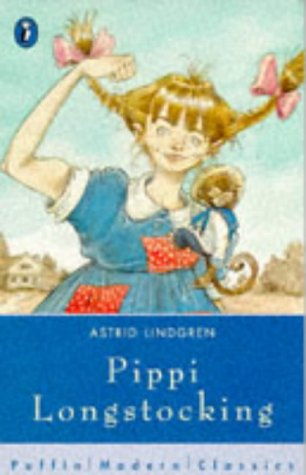 Pippi Longstocking (Puffin Modern Classics): Lindgren, Astrid