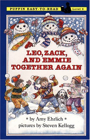 9780140379464: Leo, Zack, and Emmie Together Again (Easy-to-Read, Puffin)