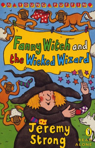 9780140379488: Fanny Witch and the Wicked Wizard (Young Puffin Read Alone)