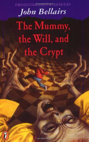 The Mummy, the Will and the Crypt: John Bellairs; Illustrator-Edward