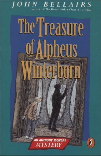 The Treasure of Alpheus Winterborn: An Anthony Monday Mystery (0140380094) by John Bellairs