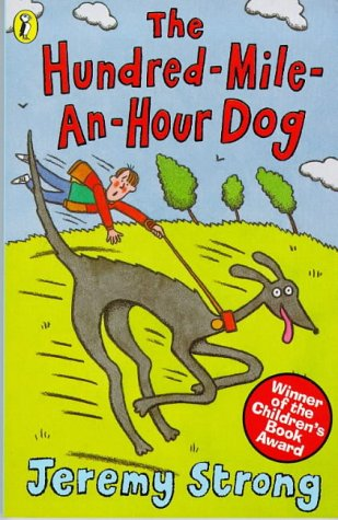 9780140380309: The Hundred-mile-an-hour Dog