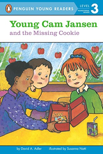 9780140380507: Young Cam Jansen and the Missing Cookie